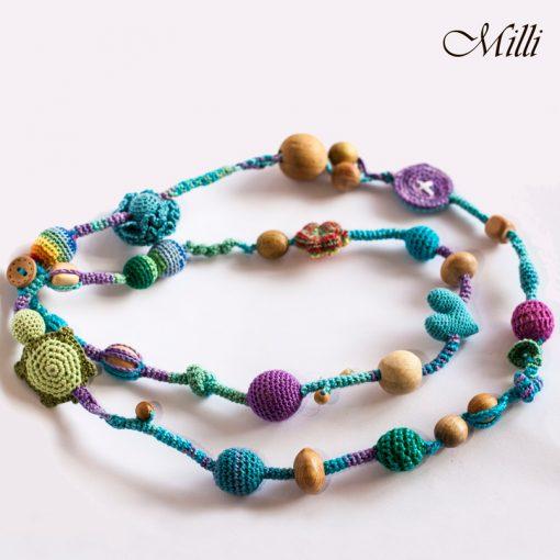 Milli double necklace