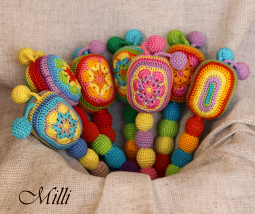 Toy Maraca (rattle) by Milli