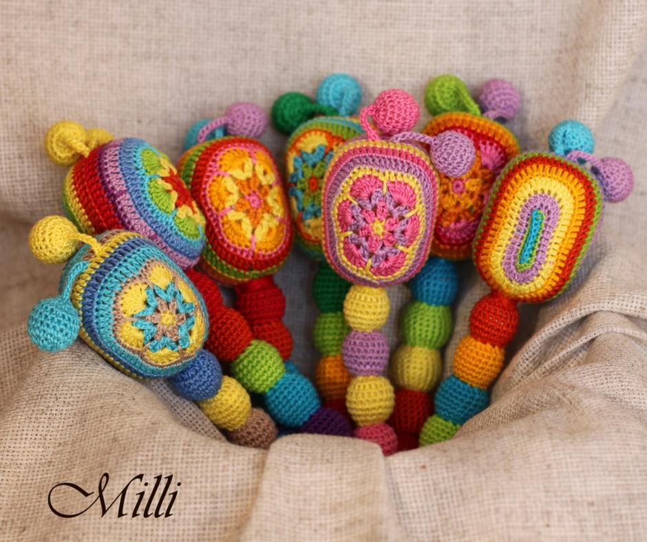 Toy Maraca (rattle) by Milli