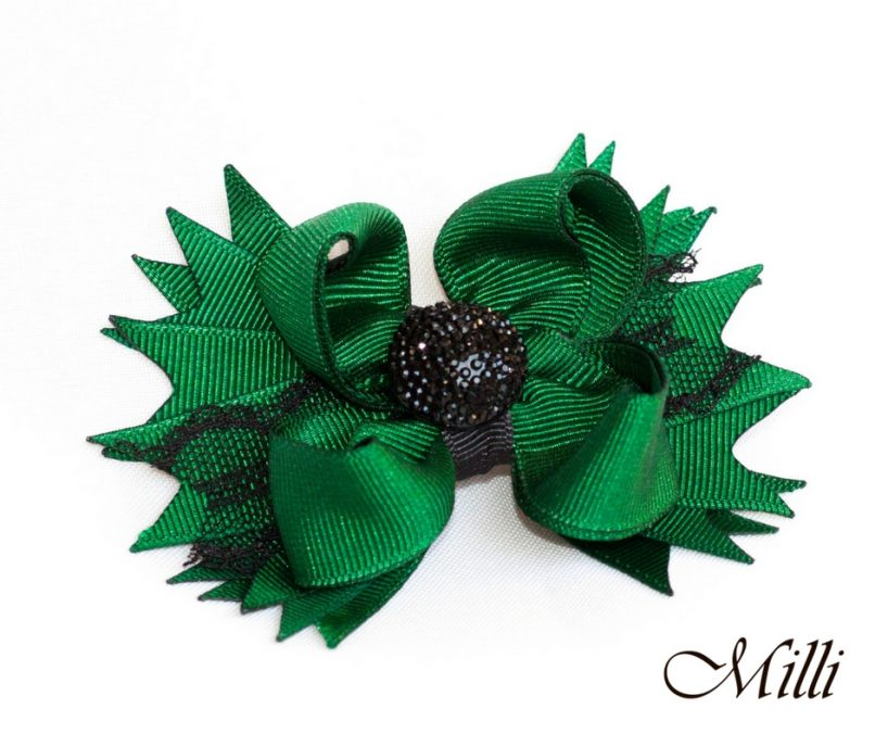 Big Bow Hair Clip by MilliCrafts