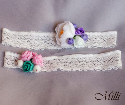 Hair band for the youngest by MilliCrafts